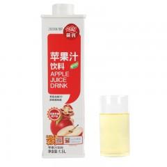荣氏苹果汁1.5L*2瓶