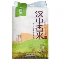 【汉中扶贫馆】洋县 健群 粹粲 汉中香米10kg/袋