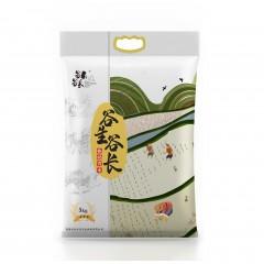 【汉中扶贫馆】西乡县 谷生谷长 香稻贡米汉中黄池贡米5kg/袋
