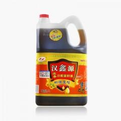 【汉中扶贫馆】西乡县  利民 汉鑫源浓香小榨菜籽油5L/桶