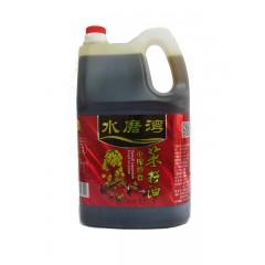 【汉中扶贫馆】勉县 金花 水磨湾小榨炒香菜籽油桶装5L
