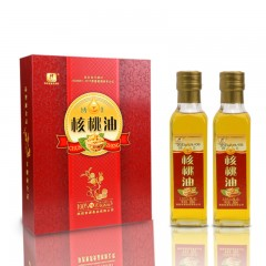【商洛扶贫馆】山阳县 智源 博汇核桃油250ml/瓶