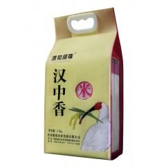 【汉中扶贫馆】洋县 银珠农业 汉中香米2.5kg/袋