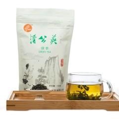 [渭南扶贫馆】华阴市白犀牛华阴特产蒲公英袋装绿茶100g/袋*2袋