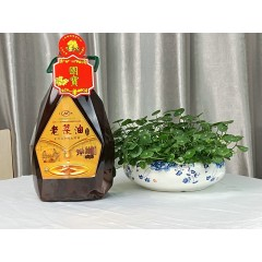 【渭南扶贫馆】华阴市 白犀牛 华塬老菜油2.5L/壶