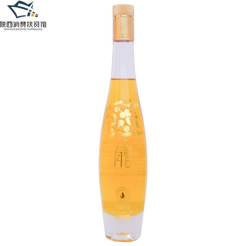 【汉中扶贫馆】宁强县.汉水绿梦 有智核桃油275/ml