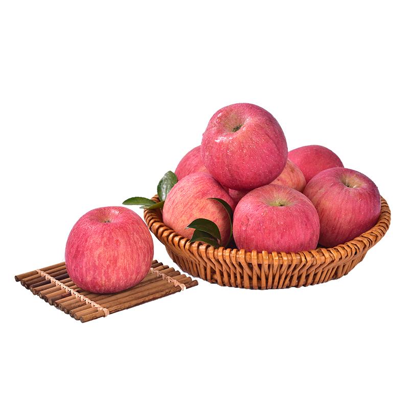 【咸阳扶贫馆】长武县 天丰 长武红17°苹果家庭实惠装