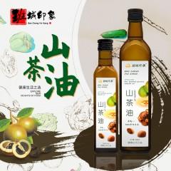 【汉中扶贫馆】镇巴县 宏源林农 班城印象 山茶油250mL/瓶